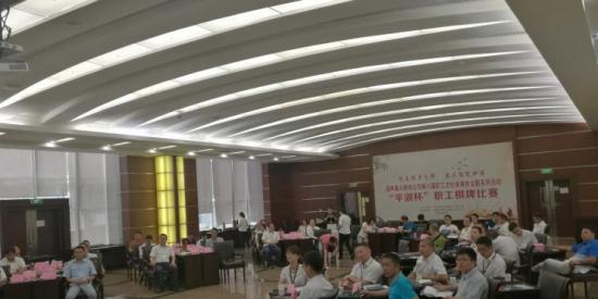 2017年8月30日,殷俊老师为浙江平湖供电局培训班讲授《电力突发事件应急管理》课程
